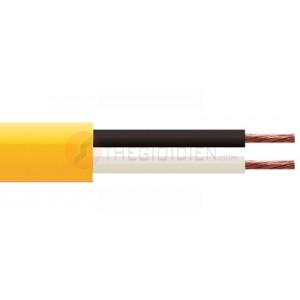 Dây điện đôi vỏ nhựa ruột đồng mềm 300/500V